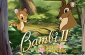 Bambi Forest Friends Game