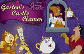 Beauty And The Beast Gastons Castle Clamor Game