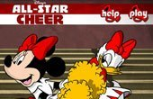 Disney All Star Cheer Game
