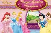 Disney Princeses Magic Garden Mayhem Game