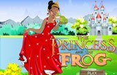 Princess And The Frog Dress Up Game