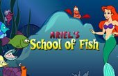 Princess Ariel's School Of Fish Game