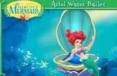 The Little Mermaid Ariel Water Ballet Game