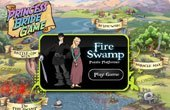 The Princess Bride In The Fire Swamp Game