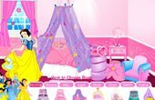 Disney Princess Room Decorating Game