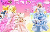 Barbie Princess Costume Dress-up Game