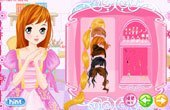 My Fair Princess Dress Up Game