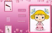 Princess Doll Dress Up Game