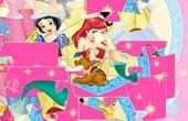 Magical Princess Puzzle Game