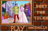 Tiles Puzzle Princess Cinderella Game